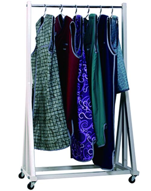 放射科专用铅衣架斜挂铅衣架直挂6件铅衣