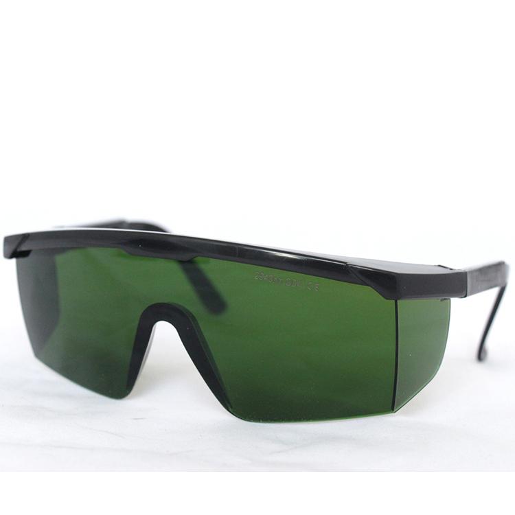 钬缴光:2940nm防激光辐射护目眼镜   PEP-6
