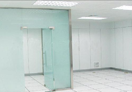 机房办公室防电磁辐射屏蔽玻璃隔断